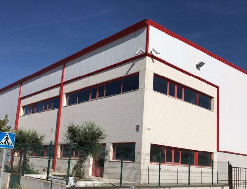 Nuestra nueva fábrica