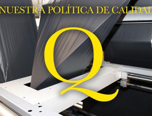 Política de Calidad